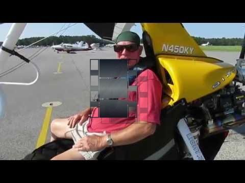 What's it like to fly a trike?2
